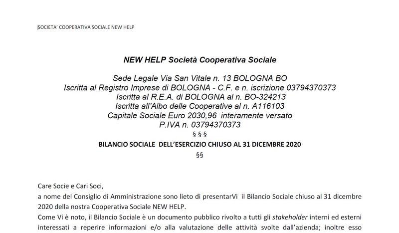 New Help - Guardia Medica Privata a Bologna